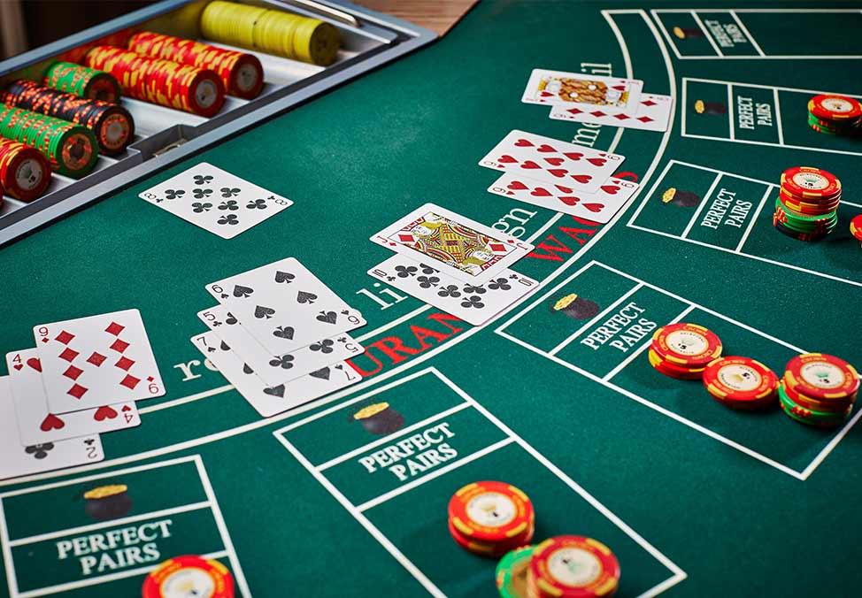 Willkommen im Casino Zürich